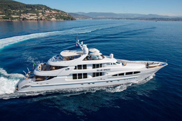 Acquisition et cession de Yachts
